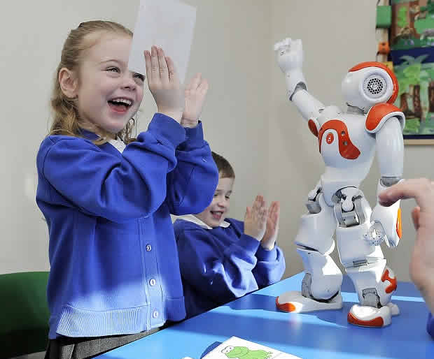 benefits of robotics for children